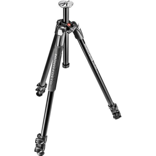 Manfrotto MT290XTA3US 290 Xtra Aluminum Tripod MT290XTA3US