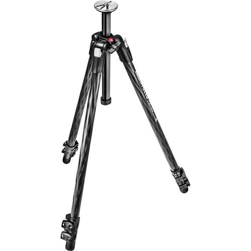 Manfrotto MT290XTC3US 290 Xtra Carbon Fiber Tripod MT290XTC3US