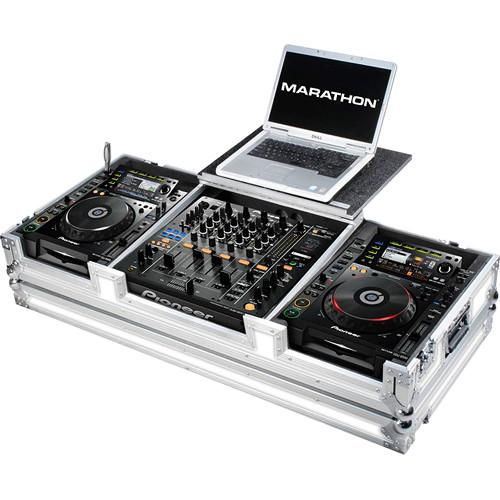 Marathon White Series Case for Pioneer MA-CDJDJMWLTWH