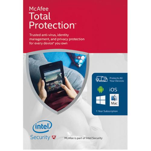 McAfee  Total Protection 2016 MTP16Z009RKA
