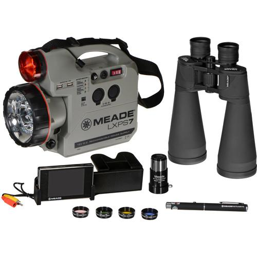 Meade 6-Piece Accessory Bundle Kit for LS 8