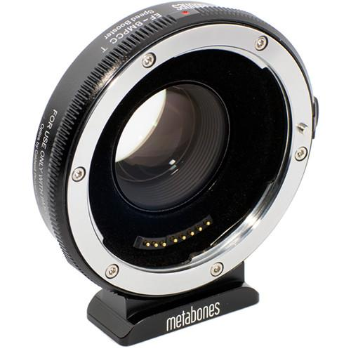 Metabones Canon EF Lens to Blackmagic Pocket MB_SPEF-BMPCC-BT1