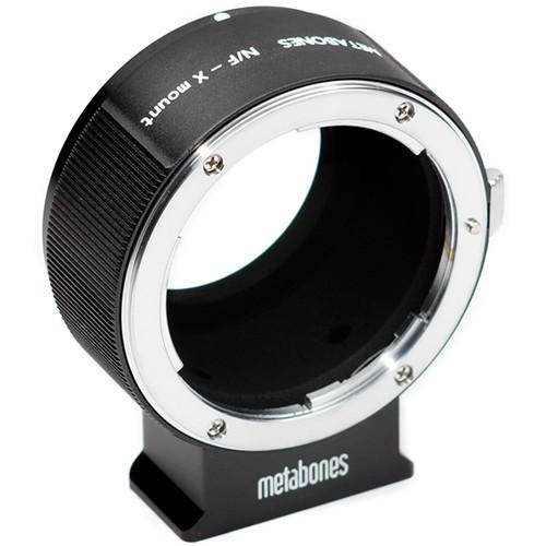 Metabones Nikon F Lens to Fujifilm X-Mount Camera T MB_NF-X-BT1