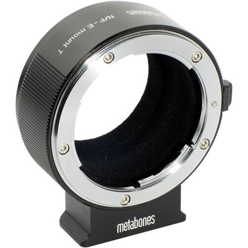 Metabones Nikon F Lens to Sony E-Mount Camera T MB_NF-E-BT2