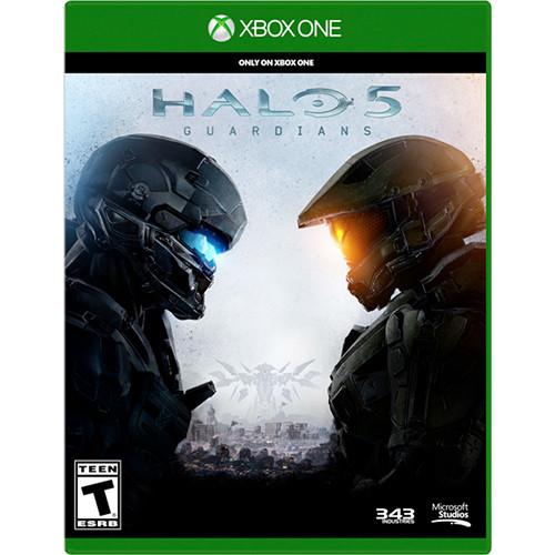 Microsoft  Halo 5: Guardians (Xbox One) U9Z-00030