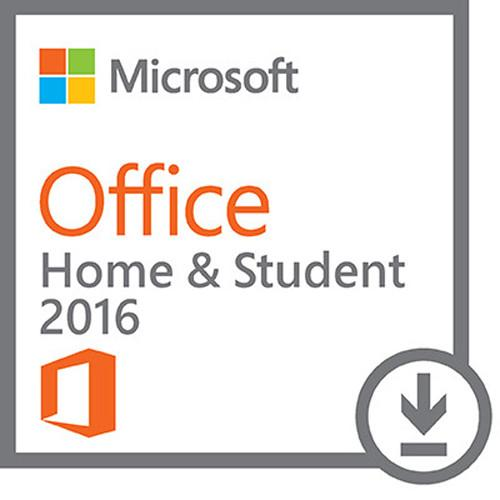 Microsoft Office Home & Student 2016 for Windows 79G-04287