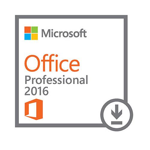 Microsoft Office Professional 2016 for Windows 269-16814