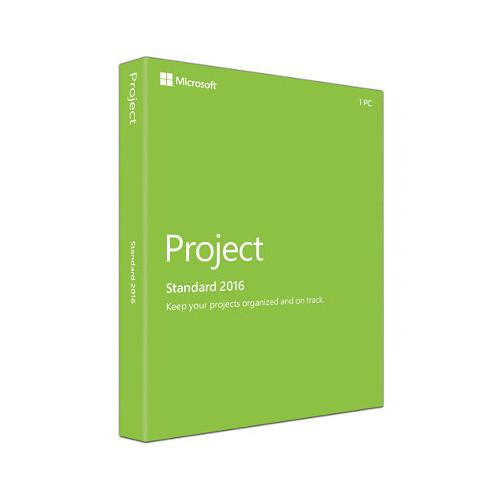 Microsoft Project Standard 2016 for Windows Z9V-00342