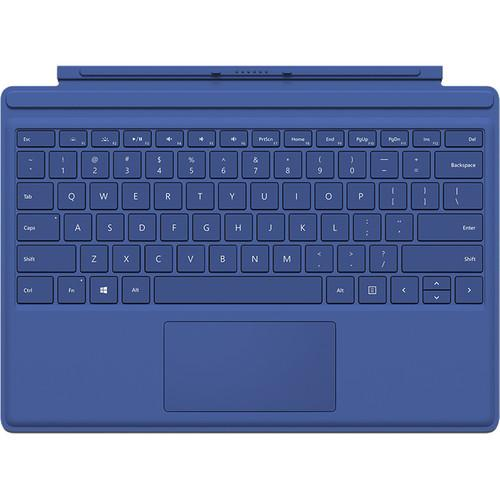 Microsoft Surface Pro 4 Type Cover (Blue) QC7-00003