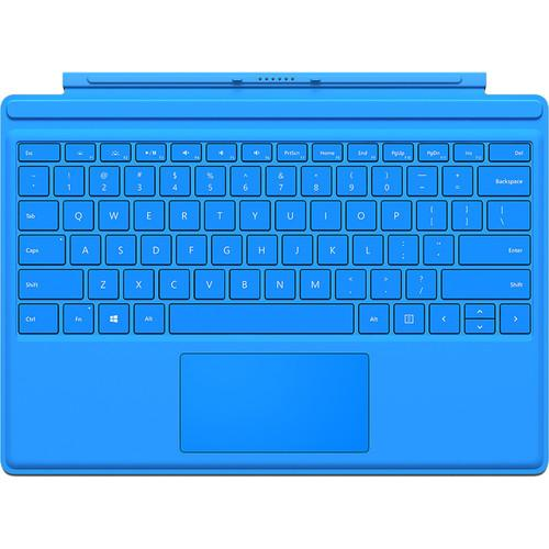Microsoft Surface Pro 4 Type Cover (Bright Blue) QC7-00002