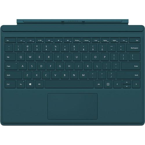 Microsoft Surface Pro 4 Type Cover (Teal) QC7-00006