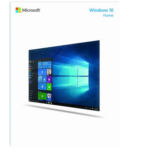 Microsoft Windows 10 Home (32/64-bit, USB Flash Drive) KW9-00016