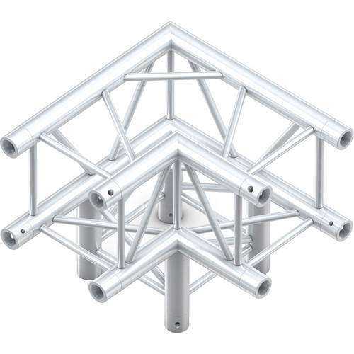 Milos QuickTruss Ultra 3-Way Corner Junction Connection QCUU30