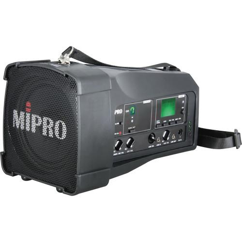 MIPRO MA-100SB Personal Wireless PA System MA-100BSUH (5A)