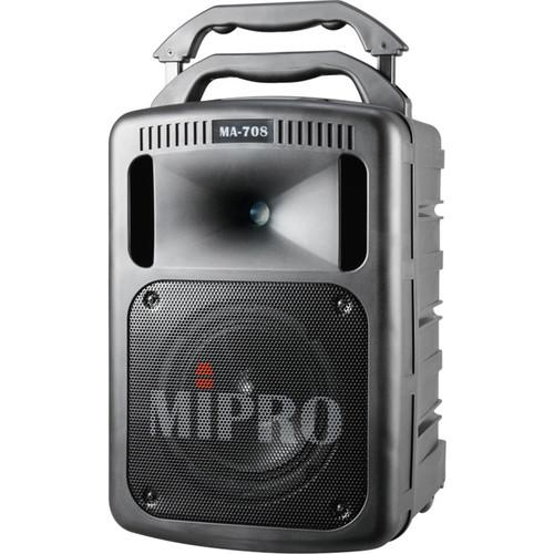 MIPRO MA-708 Portable Sound System with CD MA-708PADB (5AH)