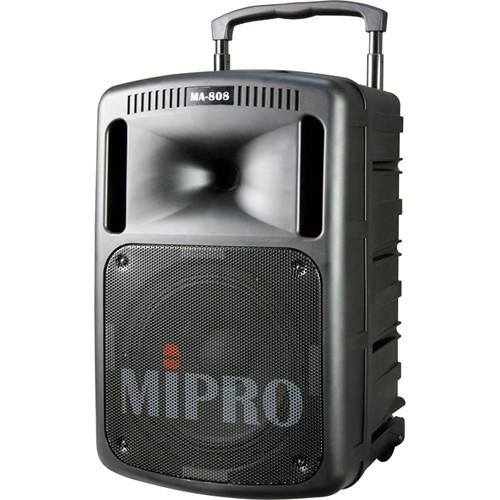 MIPRO MA-808 Portable Sound System w/ CD Player and MA808PADB5AH