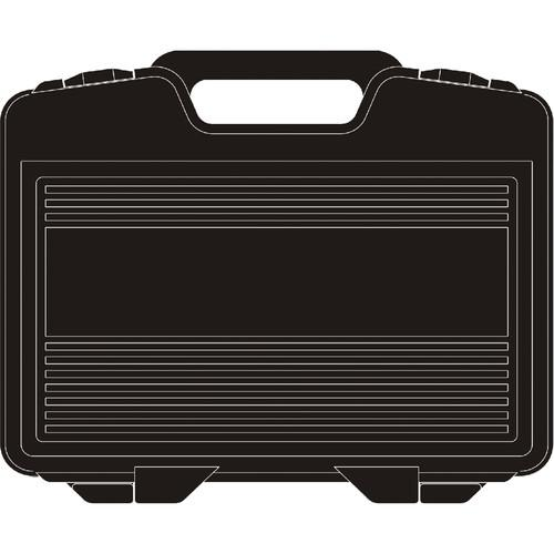 MIPRO Plastic Carry Case for Single Half-Rack System 2HE004