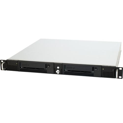 mLogic mRack-LTO-DUAL Rack Mountable Enclosure MRACK-LTO6-DUAL