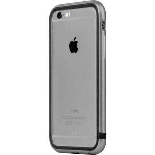 Moshi iGlaze Luxe Metal Bumper Case for iPhone 6/6s 99MO079203