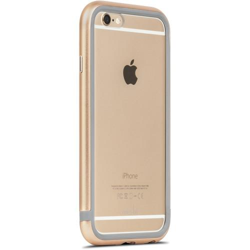 Moshi iGlaze Luxe Metal Bumper Case for iPhone 6/6s 99MO079253