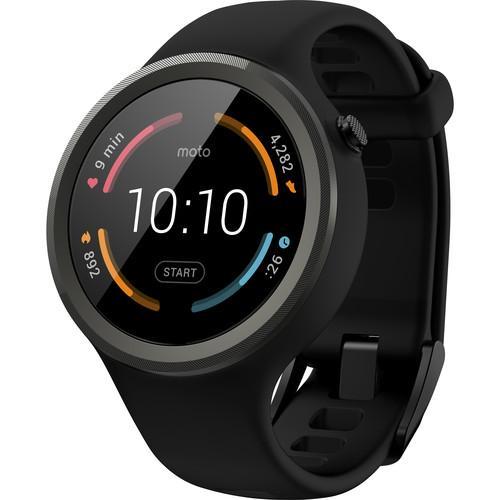 User manual Motorola Moto 360 Sport Smartwatch (Black