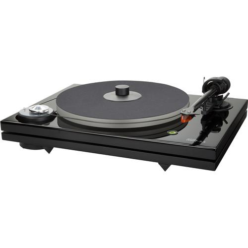 Music Hall MMF-7.3 2-Speed Turntable with Cartridge MMF-7.3