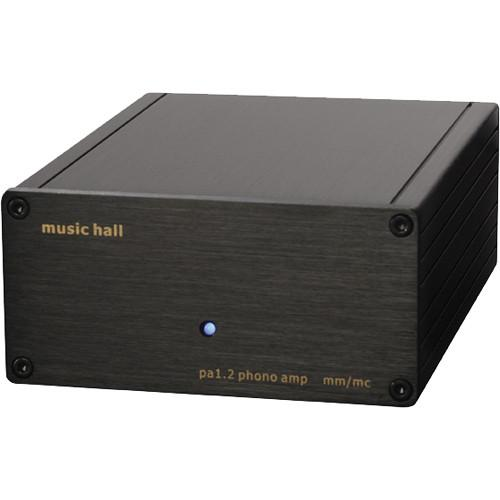 Music Hall PA1.2 Phono Amplifier and De-Be Headphone Kit