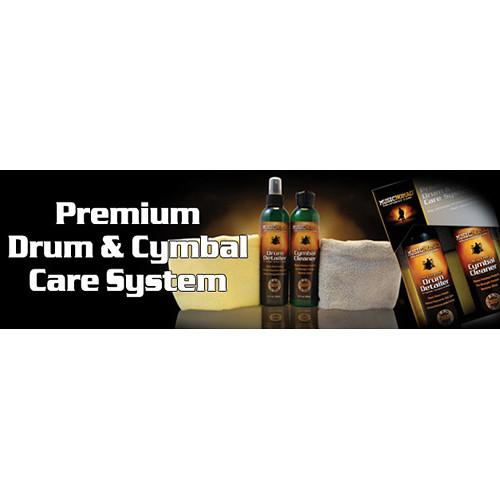 MUSICNOMAD Premium Drum & Cymbal Care System MN112