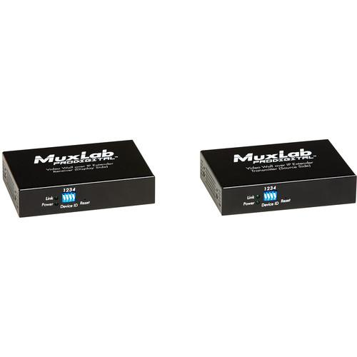 MuxLab HDMI / RS232 over IP Video Wall Extender Kit 500754