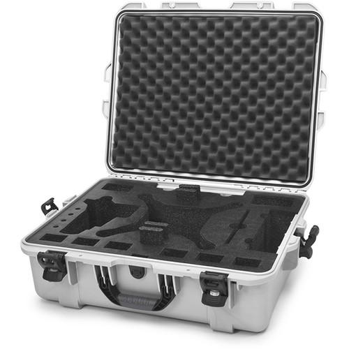 Nanuk 945 Case for DJI Phantom 3 (Silver) 945-DJI5