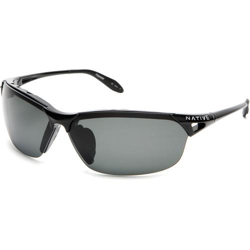 Native Eyewear Vigor Sunglasses (Iron - Gray Lens) 139 300 502