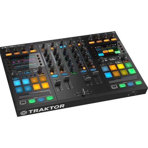 Native Instruments TRAKTOR KONTROL S5 - 4-Channel DJ System