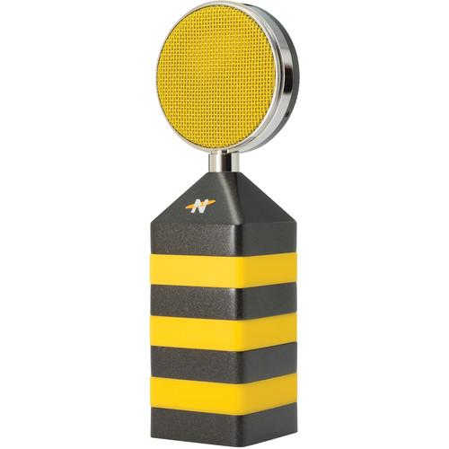 Neat Microphones King Bee Large Diaphragm Mic w/ Audient USB