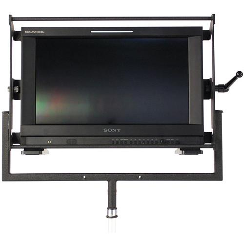 Nebtek Bracket with Protective Rail for Sony OLED BRKT-PVM-1741