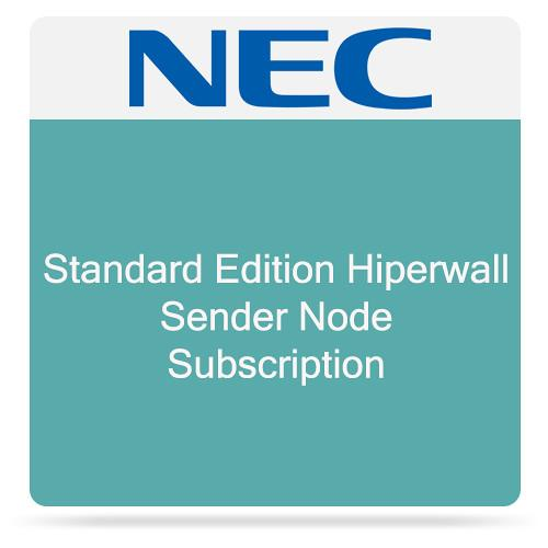 NEC Standard Edition Hiperwall Sender Node HWST-SEND-SUB