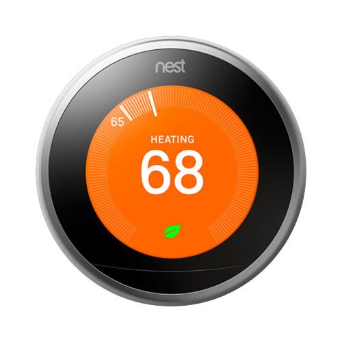 Nest Nest Learning Thermostat (3rd Generation) T3007ES