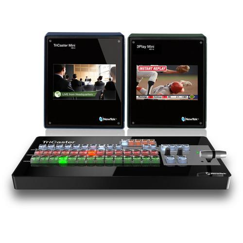 NewTek  Live Sports Bundle FG-001258-R001