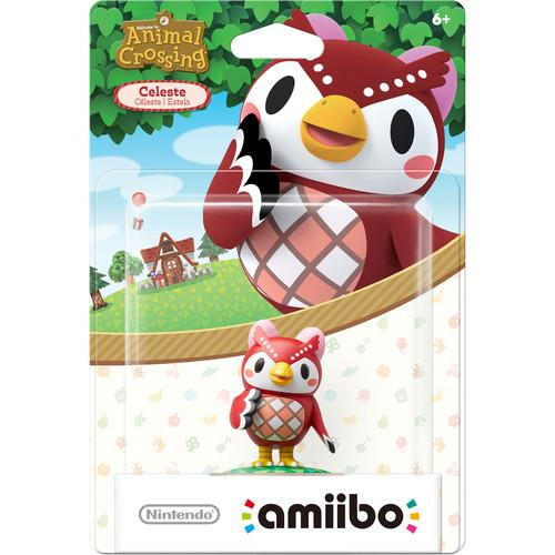 Nintendo Celeste amiibo Figure (Animal Crossing Series) NVLCAJAK