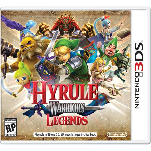 Nintendo Hyrule Warriors: Legends (Nintendo 3DS) CTRPBZHE