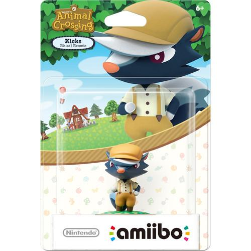 Nintendo Kicks amiibo Figure (Animal Crossing Series) NVLCAJAM