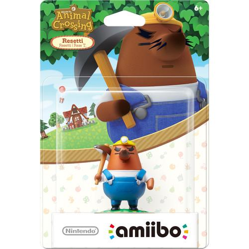 Nintendo Resetti amiibo Figure (Animal Crossing Series) NVLCAJAL