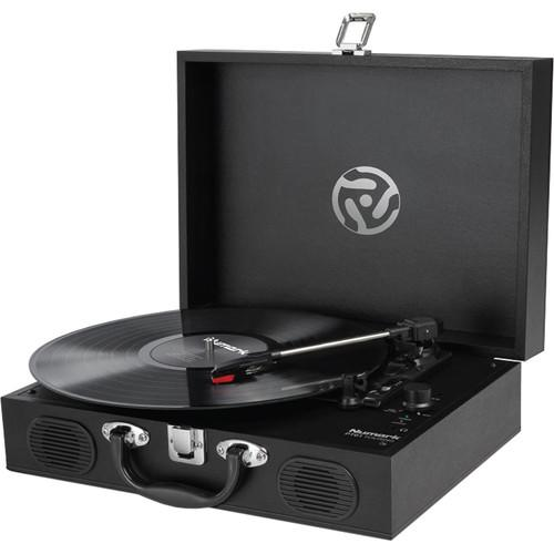 Numark PT01 Touring Portable Suitcase Turntable PT01 TOURING