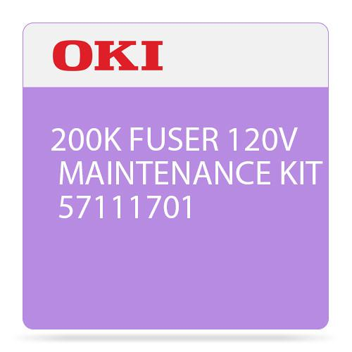 OKI 120V Fuser Maintenance Kit for B721 / B731 / MB760 57111701