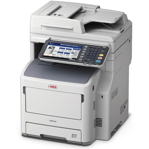 OKI MB760  All-in-One Monochrome LED Printer 62446001