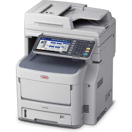 OKI MC770  Wireless All-in-One Color LED Printer 62446204