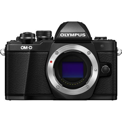 Olympus OM-D E-M10 Mark II Mirrorless Micro Four V207050BU000