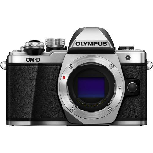 Olympus OM-D E-M10 Mark II Mirrorless Micro Four V207050SU000