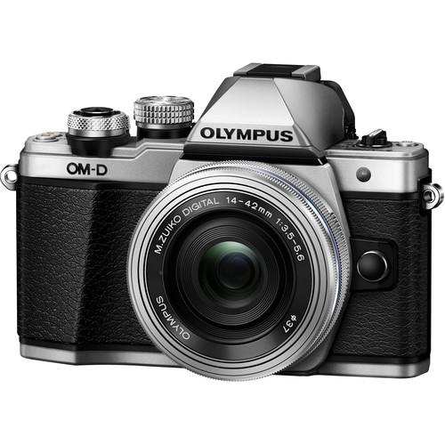 Olympus OM-D E-M10 Mark II Mirrorless Micro Four V207052SU000