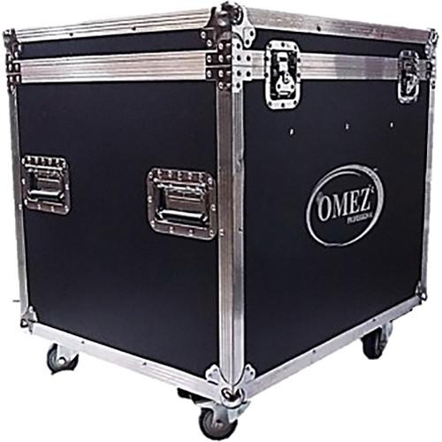 OMEZ  OM507 O-Matrix-5 Road Case (2-Unit) OM507