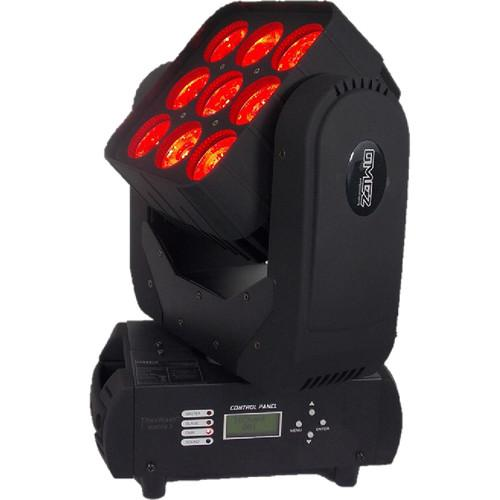 OMEZ TitanWash Matrix3 Moving Head LED Fixture OM332